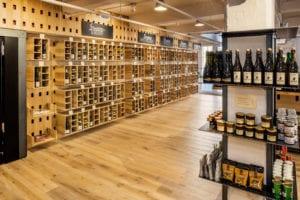 Mayhew Wine Store Racks