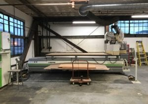 Biesse 4'x12' 3 axis CNC Router