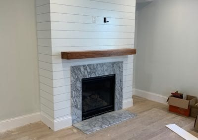 jones hill custom mantle