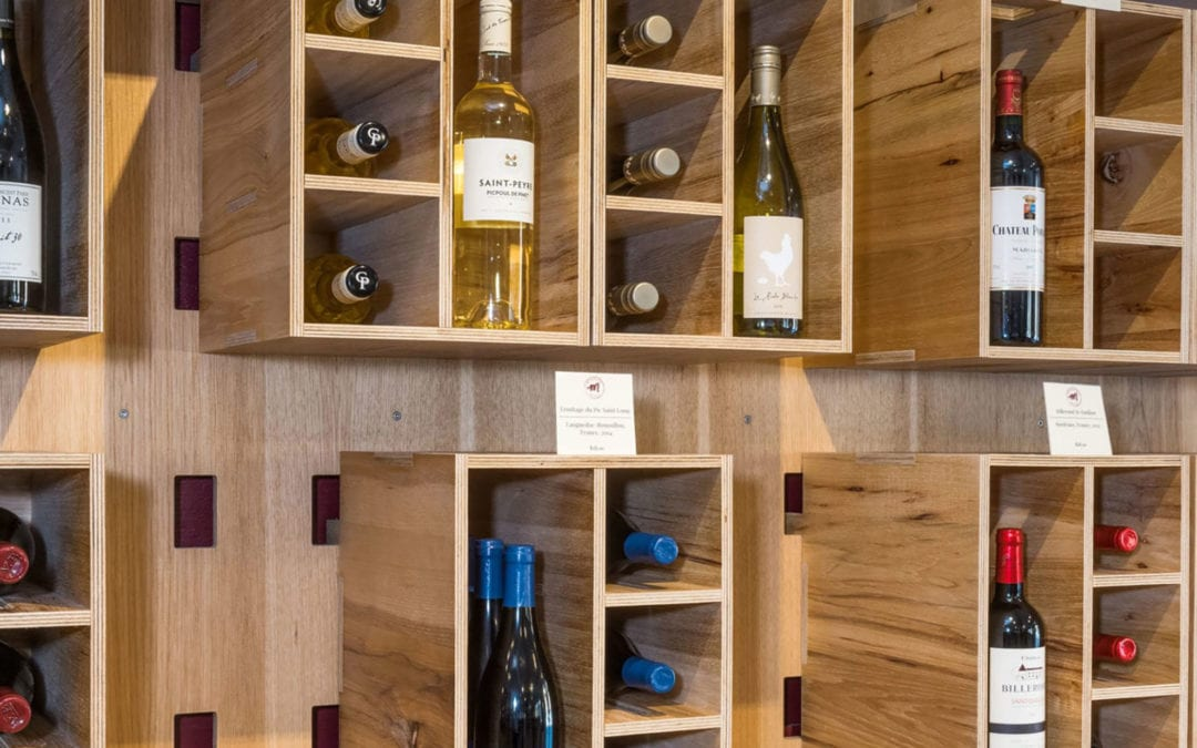Mayhew Wine Shop
