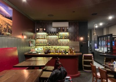 Red Breast Whiskey Bar