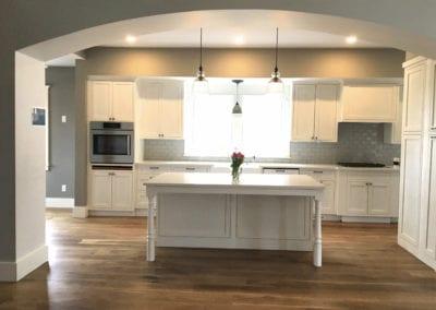 residential custom kitchen boston