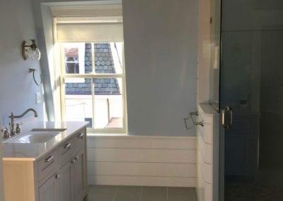 residential custom bathroom boston