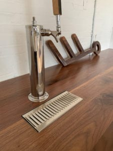 Windy Films Custom Architectural Millwork Bar