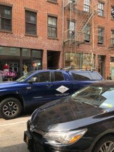 cords retail store soho new york city